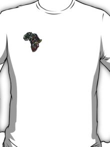 MAP AFRICA T-Shirt