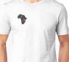 MAP AFRICA Unisex T-Shirt