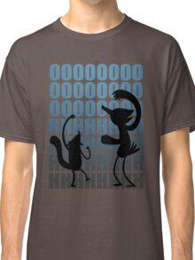 Regular Show / Mordecai & Rigby Tee / Dark Variant Classic T-Shirt