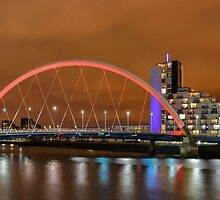 Red Arc by Stevie B