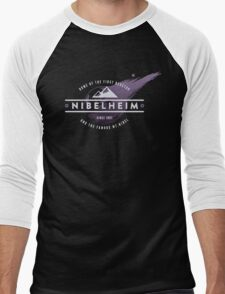 Nibelheim Men's Baseball ¾ T-Shirt