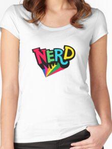 Nerd Spotlight Women's Fitted Scoop T-Shirt
