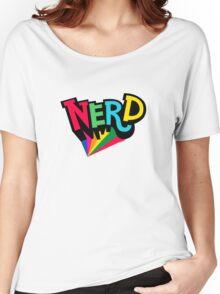 Nerd Spotlight Women's Relaxed Fit T-Shirt