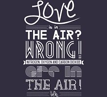 Love is in the Air T-shirt by Sheldon Unisex T-Shirt