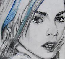 I Create Myself by Briana  Gibbs