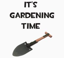 It's Gardening Time by AlexFrost