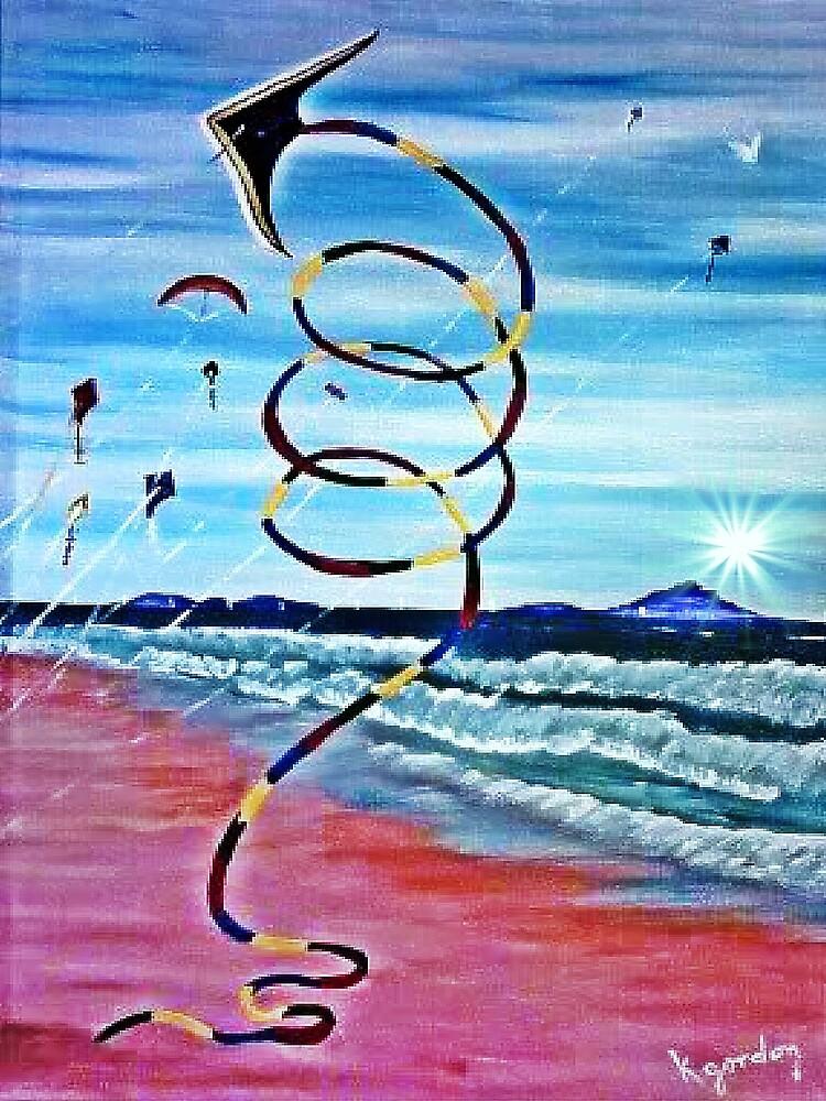 Kites......Kites.......&...more..... KItes......... by WhiteDove Studio kj gordon