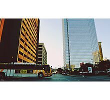 Bank Of America Building - Dallas, TX Photographic Print