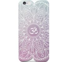 Yoga Symbol iPhone Case/Skin