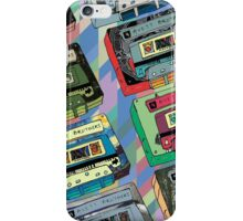 avett mix iPhone Case/Skin