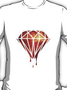 Space Blood Diamond  T-Shirt