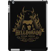 Helldorado Steak House iPad Case/Skin