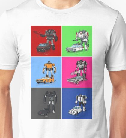 tranformers  Unisex T-Shirt
