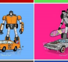 tranformers  Sticker