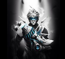 Ezreal Pulsefire - League of Legends - LoL by sakha