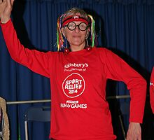 Sainsbury's Sport Relief by Keith Larby