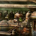 Train - Showing your age by Mike  Savad