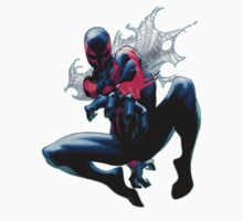 Spider Man 2099 by marcogarcia