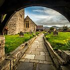 Church Entrance by Adrian Evans
