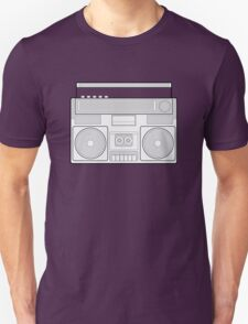 Speaker Vector Art Unisex T-Shirt