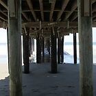 Under the Boardwalk by Steve Hunter