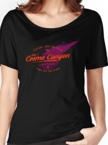 Cosmo Canyon Women's Relaxed Fit T-Shirt