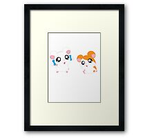 Hamtaro Framed Print