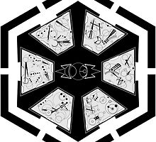The Sith Code in Sherman's Circular Gallifreyan by grey-vs-blue