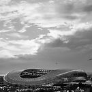 The Aviva Stadium by Paulo Nuno
