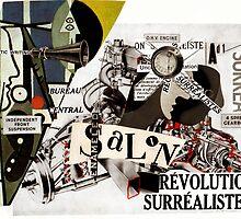Salon Surreal. by Andreav Nawroski