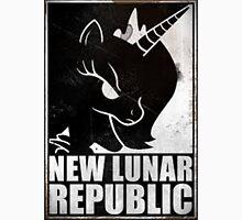 New Lunar Republic propaganda Unisex T-Shirt