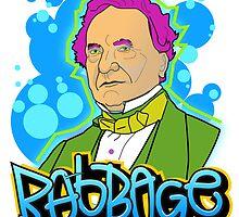 Babbage - Graffiti by coderArt