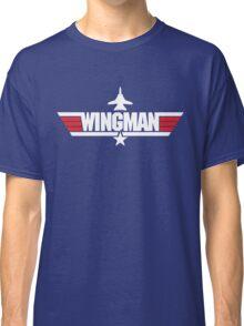 Custom Top Gun Style Style - Wingman Classic T-Shirt