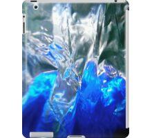 Blue i-pad case #12 iPad Case/Skin