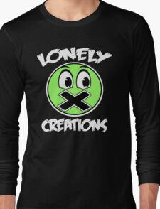 Lonely Creations Green Long Sleeve T-Shirt