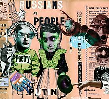Russians as People. by Andreav Nawroski