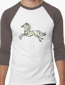 Horse of Rohan Men's Baseball ¾ T-Shirt