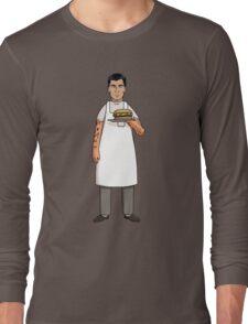 Archer's Burgers Long Sleeve T-Shirt