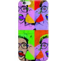 Miley Warhol iPhone Case/Skin