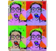 Miley Warhol iPad Case/Skin