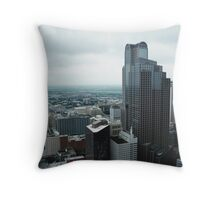 Commerica - Dallas, TX Throw Pillow