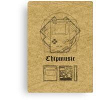 The Renaissance Age Of Chipmusic Canvas Print