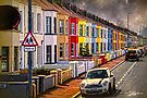 Street Patrol by Ted Byrne
