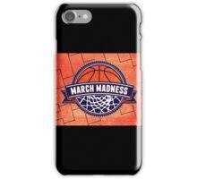 march madness phone case iPhone Case/Skin