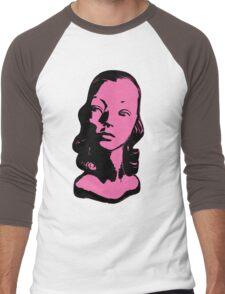 Mannequin Head Original Pop Art Shirt! You WILL Look Awesome. Men's Baseball ¾ T-Shirt