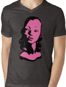 Mannequin Head Original Pop Art Shirt! You WILL Look Awesome. Mens V-Neck T-Shirt