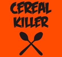 CEREAL KILLER (Muesli / cornflakes) by badbugs