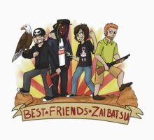 Best Freinds Zaibatsu by 1000butts
