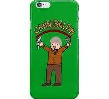 Cannibalism! iPhone Case/Skin