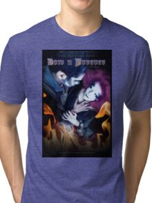Now N Forever ~ Bobbi Style & Dave Ogilvie, by Topher Adams Tri-blend T-Shirt